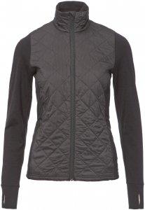 Icebreaker Ellipse Jacket Frauen Gr. S - Wolljacke - schwarz
