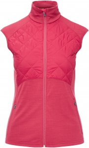 Icebreaker Ellipse Vest Frauen Gr. XS - Weste - pink-rosa