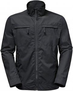 Jack Wolfskin Camio Road Jacket Männer Gr. S - Übergangsjacke - schwarz