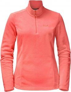 Jack Wolfskin Gecko Frauen Gr. XS - Fleecepullover - pink-rosa
