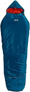 Jack Wolfskin GROW UP COMFORT Kinder - Kinderschlafsack - blau