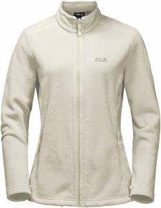 Jack Wolfskin Moonrise Jacket Frauen Gr. XL - Fleecejacke - weiß