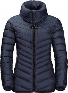 Jack Wolfskin Richmond Jacket Frauen Gr. XL - Daunenjacke - blau
