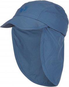 Jack Wolfskin Supplex Canyon Cap Kinder Gr. M - Mütze - blau
