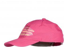 Jack Wolfskin Supplex Shoreline Cap Kinder Gr. S - Mütze - pink-rosa