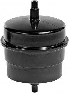 Katadyn Flaschenadapter für Aktivkohle - Trinkwasserfilter - schwarz