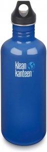 Klean Kanteen Classic Loop Cap - Trinkflasche - blau