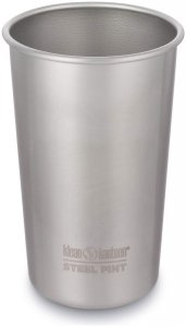 Klean Kanteen Pint Cup 4-Pack - Becher - grau