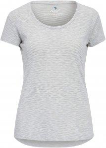 Kühl Aspira SS Frauen Gr. XS - Funktionsshirt - grau|weiß