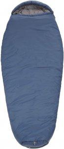 Kunstfaserschlafsack : FRILUFTS Cura Comfort - Gr. M - blau|grau - 3-Jahreszeiten-Schlafsack