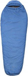 Kunstfaserschlafsack : FRILUFTS Leera - Gr. L - blau|grau - 3-Jahreszeiten-Schlafsack