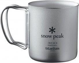 Snow Peak Titan mit Faltgriff