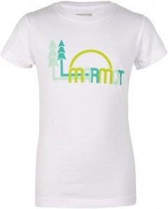 Marmot Scout Tee SS Kinder Gr. 152 - T-Shirt - weiß