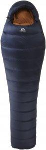 Mountain Equipment Helium 400 - Daunenschlafsack - Gr. XXL - blau - 3-Jahreszeiten-Schlafsack