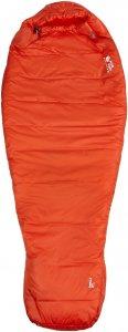 Mountain Hardwear Lamina Z Spark - Kunstfaserschlafsack - Gr. long - rot - 3-Jahreszeiten-Schlafsack