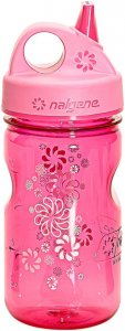 Nalgene Grip-n-Gulp Kinder - Trinkflasche - pink-rosa