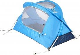 Nomad Kids Travel  Bed Set Kinder - Luftbett - blau schwarz / turquoise
