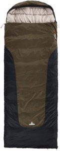 Nomad Tennant Creek - Sommerschlafsack - braun|schwarz - 3-Jahreszeiten-Schlafsack