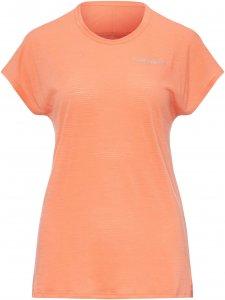 Norröna Bitihorn wool T-shirt Frauen Gr. M - Funktionsshirt - orange rot