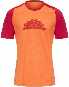 Norröna Fjørå Equaliser Lightweight T-Shirt Männer - Funktionsshirt - orange
