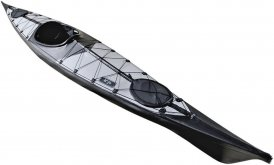 nortik argo grau/schwarz 2015 grau Outdoorausrüstung Wassersport Kajak & Kanu