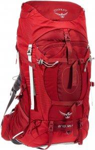 Osprey Ariel AG 65 - Trekkingrucksack Damen - Gr. WM - rot / picant red