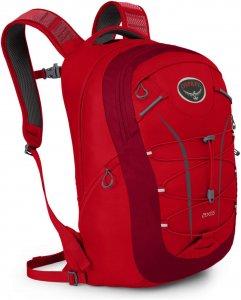 Osprey Axis 18 - Tagesrucksack - rot|rotbraun / cardinal red