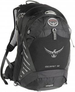 Osprey Escapist 32 - Fahrradrucksack - Gr. M/L - schwarz / black