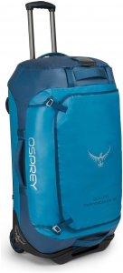 Osprey Rolling Transporter 90 - Reisetasche mit Rollen - blau / kingfisher blue