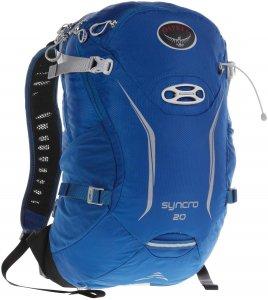 Osprey Syncro 20 - Fahrradrucksack - Gr. S/M - blau / blue racer - 18 l
