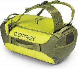 Osprey Transporter 40 - Reisetasche - gelb|grün / sub lime