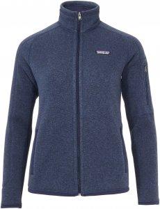 Patagonia Better Sweater Jkt Frauen Gr. S - Fleecejacke - blau