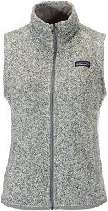 Patagonia Better Sweater Vest Frauen Gr. S - Fleeceweste - grau