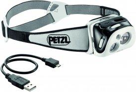 Petzl REACTIK + - Stirnlampe - schwarz