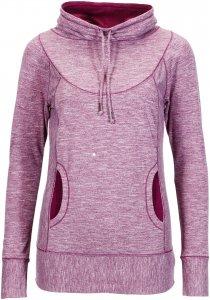 Prana Ember Top Frauen Gr. XS - Sweatshirt - rot|pink-rosa
