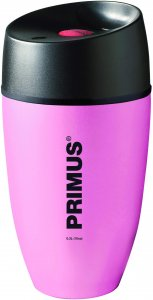 Primus Commuter Mug - Thermobecher - pink-rosa