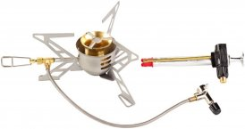 Primus Omni Fuel II - Benzinkocher - grau|weiß