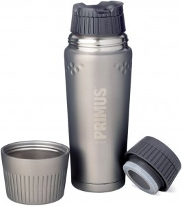 Primus TrailBreak Vacuum Bottle - Thermokanne - grau