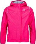 Adidas Lieblings Jacket Kinder Gr. 128 - Regenjacke - pink-rosa