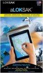 Aloksak Aloksak Set 2 Pcs iPad - Handytasche - weiß