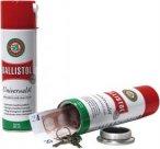 Ballistol Dosentresor - Diebstahlsicherung - grau