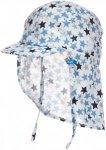 Barts Tench Cap Kinder Gr. 47cm - Sonnenhut - blau|weiß