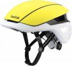 Bolle MESSENGER PREMIUM - Fahrradhelm - gelb|weiß