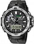 Casio Pro Trek PRW-6000-1ER Monte Nuvolau - Outdoor Uhr - schwarz