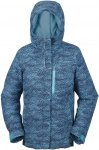 Columbia Alpine Free Fall Jacket Kinder Gr. 152 - Winterjacke - petrol-türkis