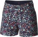 Columbia Silver Ridge Printed Shorts Kinder Gr. 164 - Freizeithose - schwarz|pet