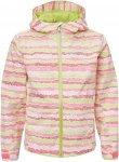 Columbia Splash Maker III Rain Jacket Kinder Gr. 128 - Regenjacke - pink-rosa|gr