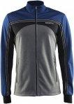 Craft Challenger Jacket Männer - Softshelljacke - grau|blau