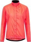 Craft Mist Wind Jacket W Frauen - Fahrradjacke - pink-rosa|orange