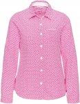 Craghoppers NL VERONA LSSHIRT Frauen Gr.44 - Outdoor Bluse - pink-rosa
